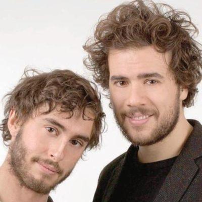 Il duo comico italiano I PanPers