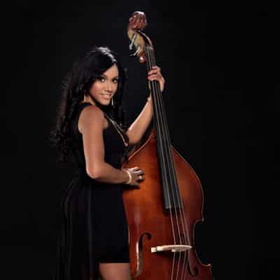 La cantante e contrabbassista Yuri Betancourt