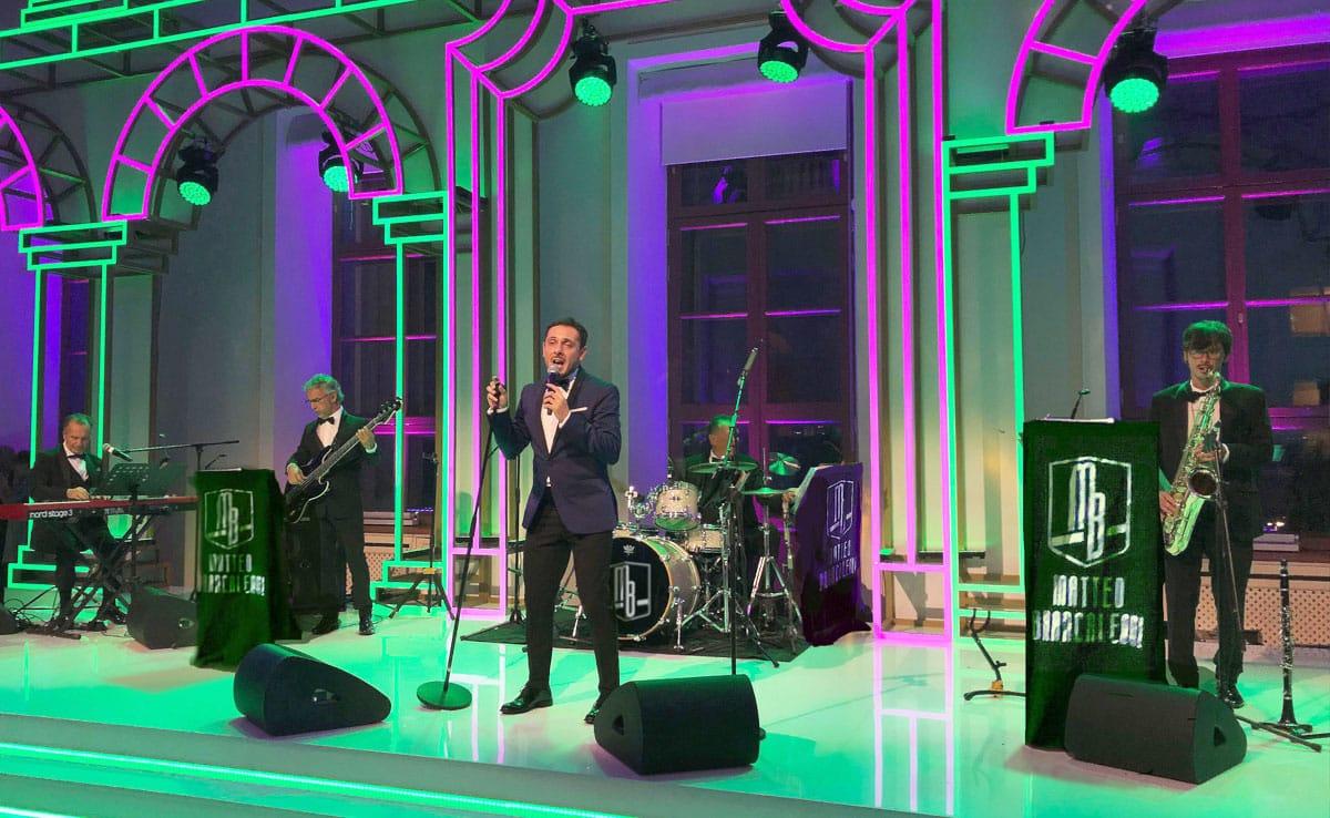 Matteo Brancaleoni in concerto a Mosca alla Pashkov House
